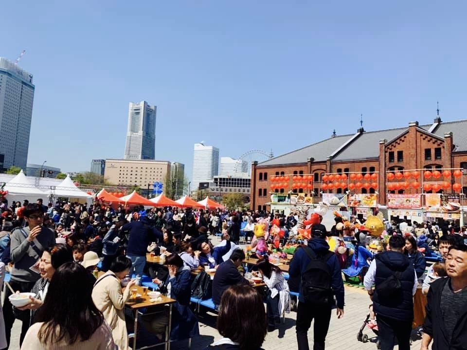 台湾 赤レンガ 台湾祭 in